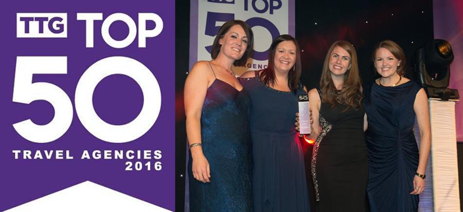 Worldchoice Travel Chesterfield - TTG Top %0 Travel Agencies 2016